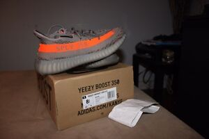 REAL YEEZY BOOST 350 v2 (NEGO) West Island Greater Montréal image 2