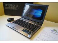 Business Laptop Asus u32u 13-inch 120GB SSD, 8GB Ram FULLY REFURBISHED 1