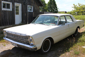 1966 Ford Custom For Sale