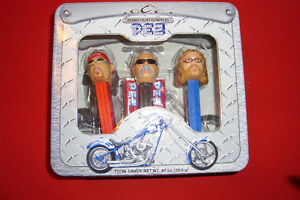Orange County Choppers Pez Limited Edition Gift Tin