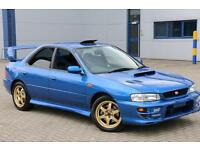 SUBARU IMPREZA WRX STI Superb STI RA 555 Fresh import You wont find better!!