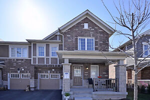 OPEN HOUSE ( Newer Gorgeous End Unit Town House In Milton)