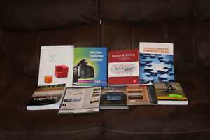 Broadcast Television textbooks from Fanshawe College