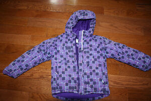 Girls Columbia Snow Suit - Size 4/5