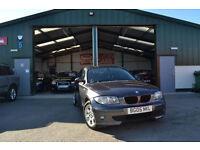 2005 BMW 116 1.6 E87 PETROL MANUAL i SE