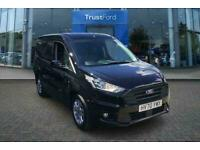 2020 Ford Transit Connect 200 Limited L1 SWB 1.5 EcoBlue 120ps, FULL STEEL BULKH