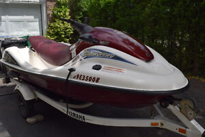 Yamaha Jetski WaveRunner SUV1200 - Good Condition (Rarely Used)