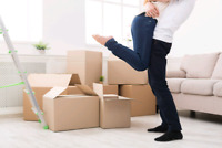 Moving service great deals for March & April