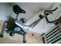 Pro Fitness Exercise Magnetic Bike