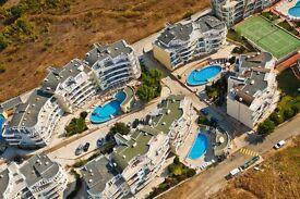 Fully Furnished Studio Apartment, Kosharitsa, Bulgaria, 6km from Sunny Beach