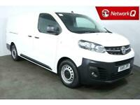 2019 Vauxhall Vivaro 3100 2.0d 120PS Edition L2H1 Van Van Diesel Manual