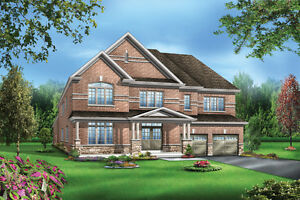 AMAZING NEW DETACHED 4 BEDROOM HOME ! GREENPARK ! CALL INFO !