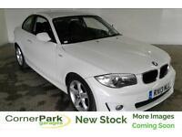 2013 BMW 1 SERIES 118D SE COUPE DIESEL
