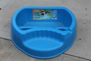 Dog bath tub
