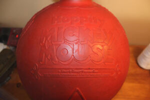 Vintage Mickey Mouse Bouncy Ball London Ontario image 5