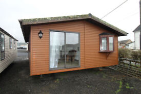 WOODEN LODGE PERFECT FOR EXTRA ACCOMIDATION