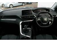 2018 Peugeot 3008 1.2 PureTech Allure 5dr Hatchback Petrol Manual