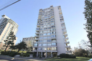 HIGH RISE CONDO IN THE HEART OF UPTOWN NEW WESTMINSTER!