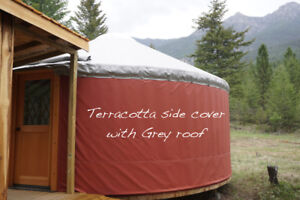 Yurt - 16 foot diameter