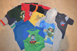 sz 2 boys clothes
