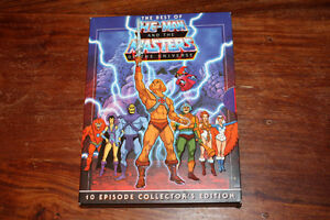 DVD HE-MAN collection (15$)