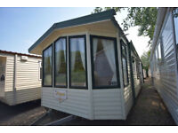 2004 Willerby Aspen 38x12 with 2 beds | Winterised | Stunning Home | UNSITED