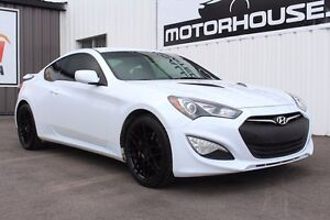 2014 Hyundai Genesis Coupe R-Spec ONE OWNER! CLEAN!