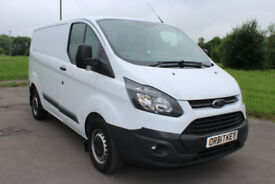 Ford Transit Custom 2.2TDCi ( 100PS ) 310 L2H1 Diesel Van with Air/ Con