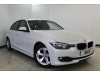 2012 62 BMW 3 SERIES 2.0 320D EFFICIENTDYNAMICS 4DR AUTOMATIC 161 BHP DIESEL