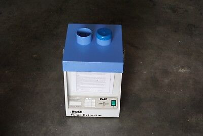 Pace Fume Extractor Arm-evac 200 New