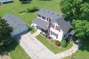 Rural Clarington Home For Sale - 1.3 Acres