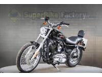 2010 10 HARLEY-DAVIDSON SPORTSTER XL 1200