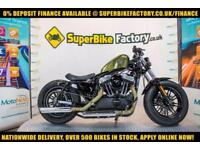 2016 16 HARLEY-DAVIDSON SPORTSTER 1200 XL FORTY EIGHT 16