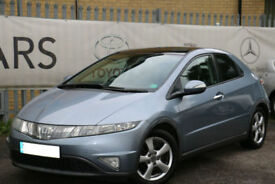 Honda Civic 2.2i-CTDi BARGAIN CAR CHEAPEST IN COUNTRY PX TO CLEAR!!