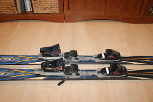 Pair of Skis Rossignol 160cm Windsor Region Ontario image 2