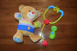 Vtech- Mon ourson à bobos