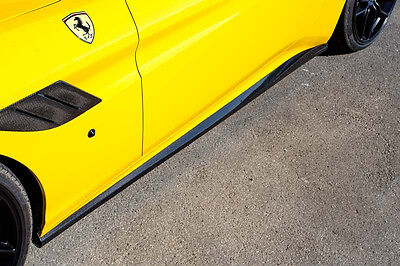 Novitec Carbon Side Panels - Ferrari California T