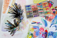 Exploring Abstracts and Mixed Media | Ages 9-12