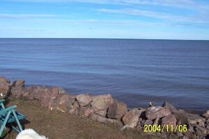 Water/Beach Front Cottage Directly on the Northumberland Strait