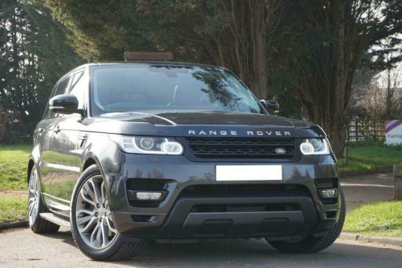 Land Rover Warranty >> Land Rover Range Rover Sport Sdv6 Hse Dynamic 18 Months Warranty Pan Roof In Ilford London Gumtree