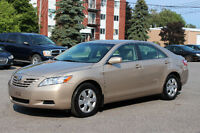2009 TOYOTA CAMRY 4 cylindres 62400 FINANCEMENT DISPONIBLE