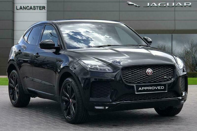 2019 Jaguar E-pace R-DYNAMIC S Diesel black Automatic   in ...