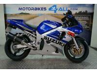 SUZUKI GSXR600 GSXR 600 2002 K2