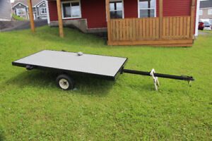 """Utility Trailer (50"""" by 98"""") - in excellent condition"""