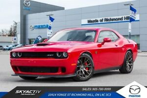 2016 Dodge Challenger SRT Hellcat NAVIGATION*LEATHER*BACK UP...