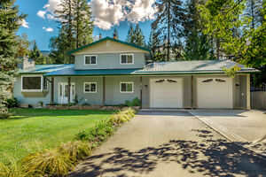 4228 Bloomquist Road, Malakwa, Surrounded by mountain views!