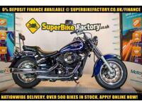 2003 03 KAWASAKI VN800 0% DEPOSIT FINANCE AVAILABLE