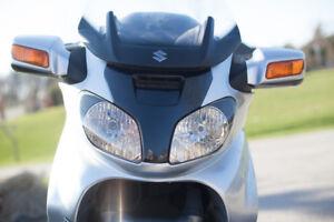 Mint Condition Suzuki Burgman 650
