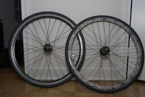 Wheels for Road bike, single speed and Fixies