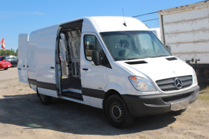 FINANCING FOR SPRINTER VANS GOOD/BAD Credit- call today